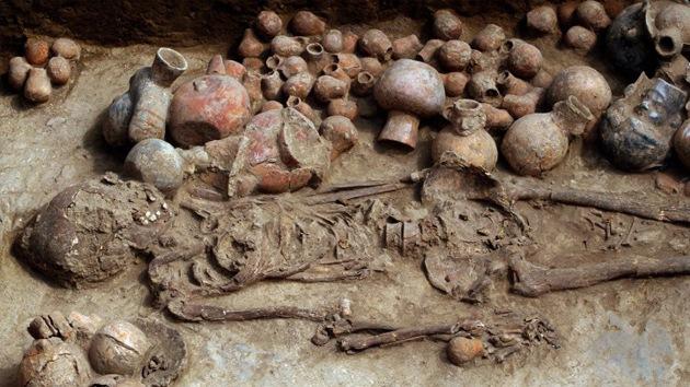 La tumba de una sacerdotisa revela el poder de las mujeres en el Perú prehispánico