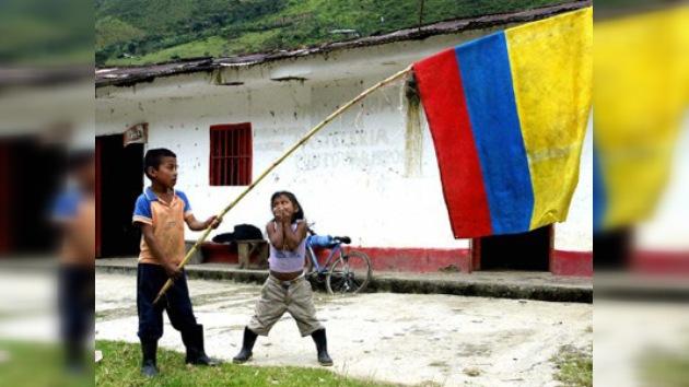 La guerra en Colombia: un juego de niños para 14.000 menores reclutados