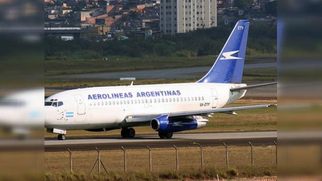 Argentina refuerza la seguridad aérea tras el escandaloso 'vuelo narco'