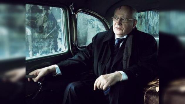 Gorbachov, protagonista de la mejor publicidad de la década
