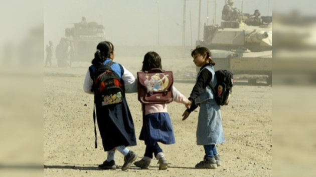 Guerra de Irak: un tumor para sus habitantes
