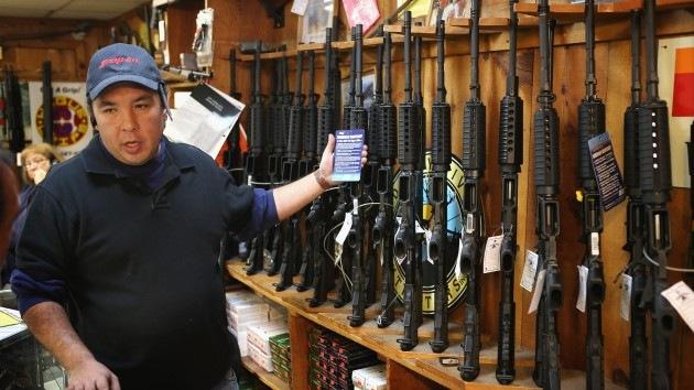 La venta de armas se dispara en EE.UU. tras la masacre en Connecticut