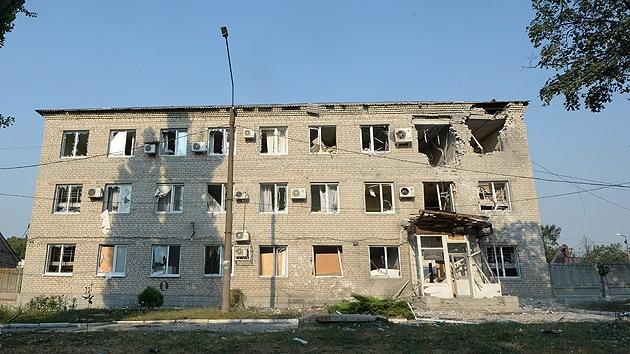 Hasta EE.UU. pide a Ucrania no usar armamento pesado contra sus ciudadanos