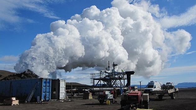 Islandia le saca jugo al volcán: Aprende a obtener energía geotérmica del magma