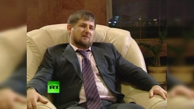Entrevista en exclusiva del Presidente de Chechenia, Ramzán Kadýrov, a RT