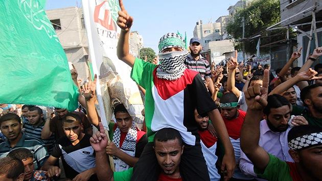 """Netanyahu: """"Si Hamás cree que tal vez no somos lo bastante resueltos, se equivoca"""""""