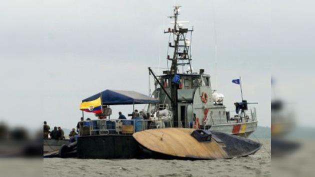 En Colombia neutralizan una fábrica de 'narcosubmarinos'