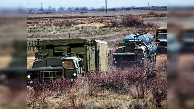 Suministro de S-300 a Irán depende del presidente ruso