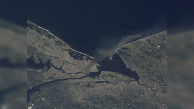 Un astronauta recuerda cómo vio los atentados del 11-S desde el espacio