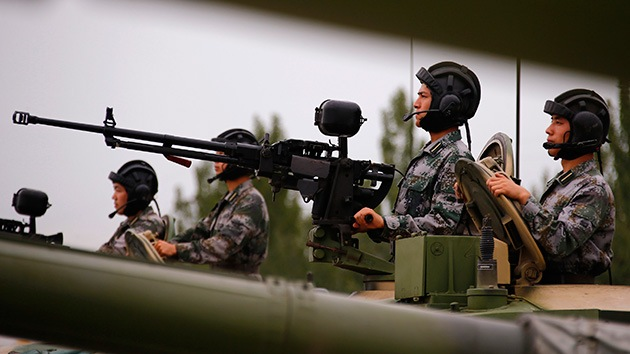 """""""La débil preparación militar impediría a China ganar una eventual guerra"""""""