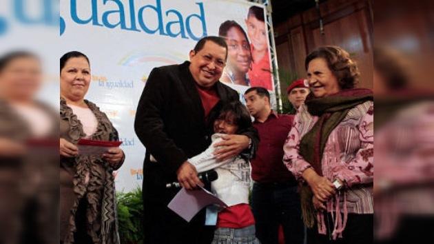 Chávez aparecerá en un programa especial en la televisión estatal