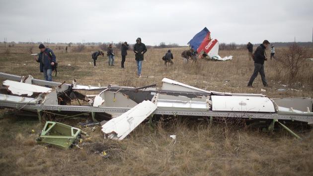Rusia insta a EE.UU. a publicar las imágenes por satélite de la tragedia del MH17
