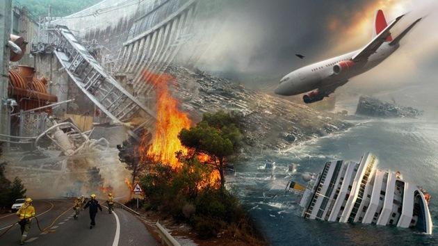 Catástrofes 2012