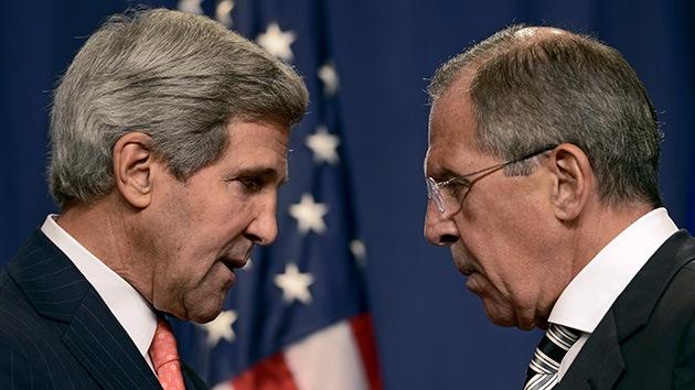 Los puntos claves del plan de Rusia y EE.UU. sobre las armas químicas en Siria