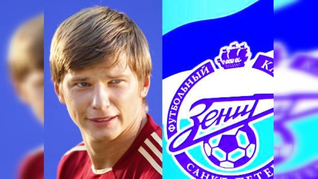 Zenit y Arshavin, los más populares de Rusia