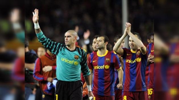 El F.C. Barcelona pasa a la final de la Liga de Campeones tras empatar con el Real Madrid