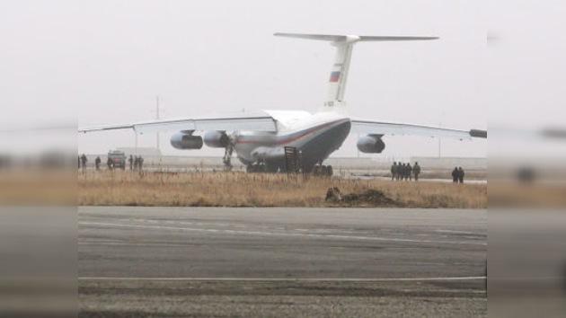 Rusia combate la crisis en Libia con ayuda humanitaria