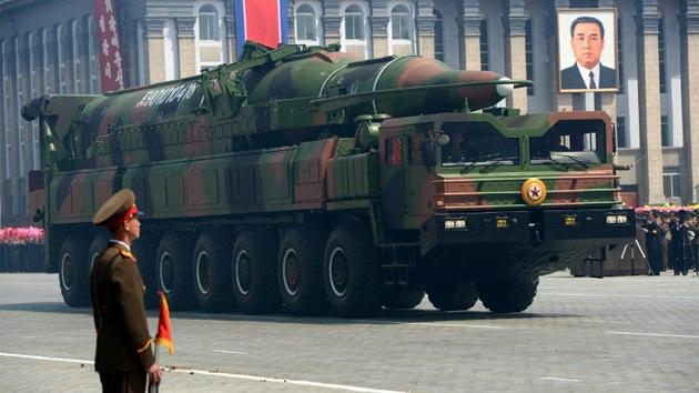 Todo está 'hecho en China'; ¿también las lanzaderas de misiles norcoreanos?