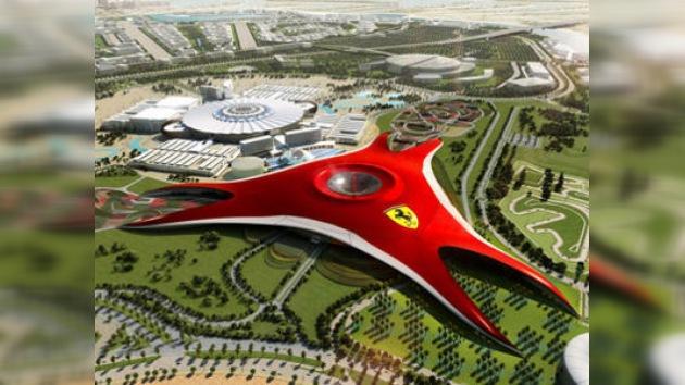 Ferrari World abrirá sus puertas en Abu Dabi en octubre