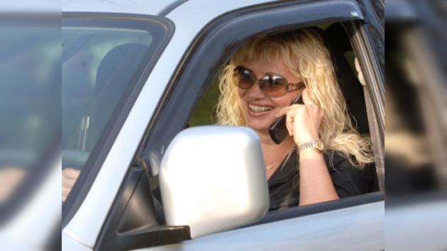 Las moscovitas compiten por el título de 'reina de la autopista'