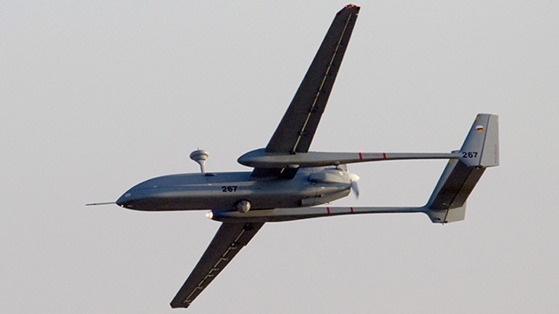 Drones israelíes armados sobrevuelan Siria