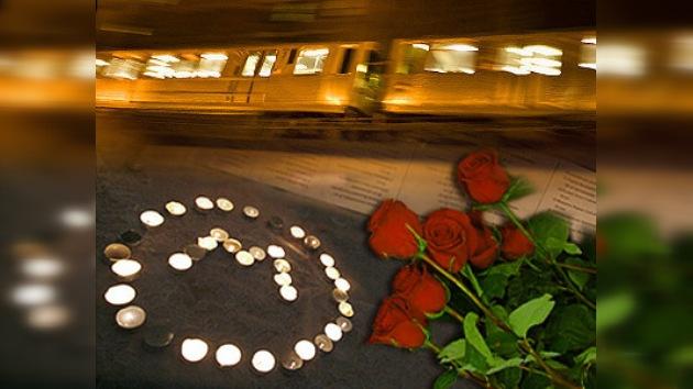 El 30 de marzo es día de duelo oficial en Moscú