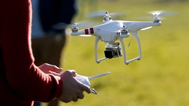 Apague su conexión de Wi-Fi o los 'drones' pueden robar sus datos personales