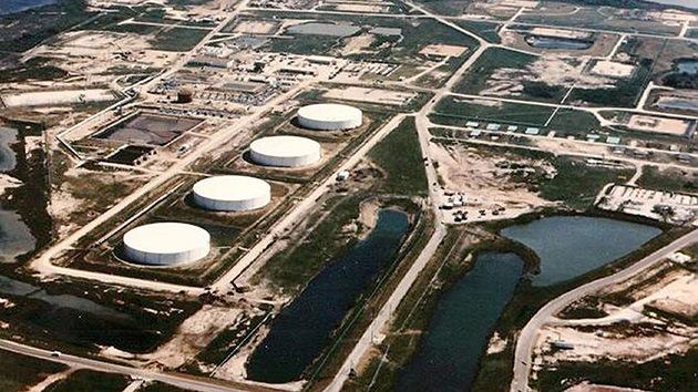 EE.UU. vende petróleo de sus reservas estratégicas por primera vez en 24 años