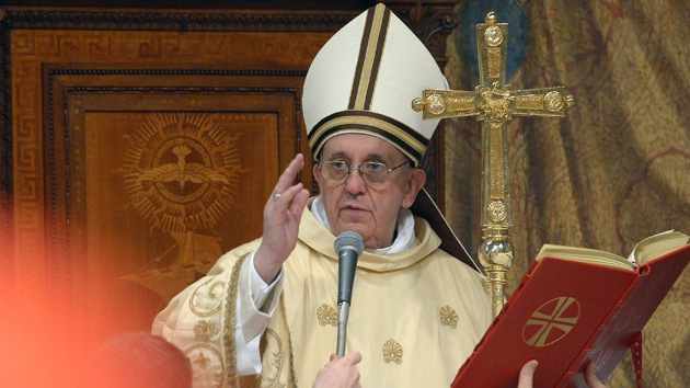 El papa urge a la ONU que intervenga en la crisis en Irak