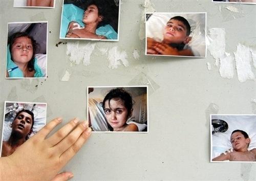6 años de la masacre en la escuela Nº 1 de Beslán