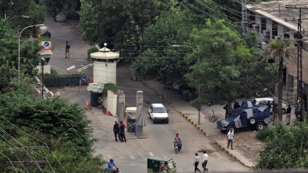 EE.UU. evacúa su consulado en la segunda ciudad más grande de Pakistán