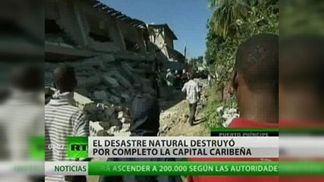 Crece la desesperación entre los haitianos afectados por el sismo