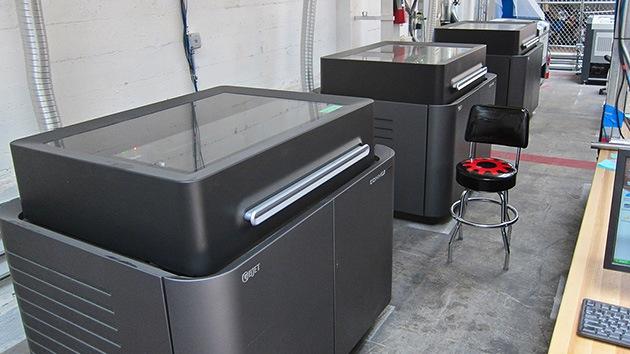 EE.UU. usará la impresión 3D en detectores de minas y en prótesis para soldados heridos