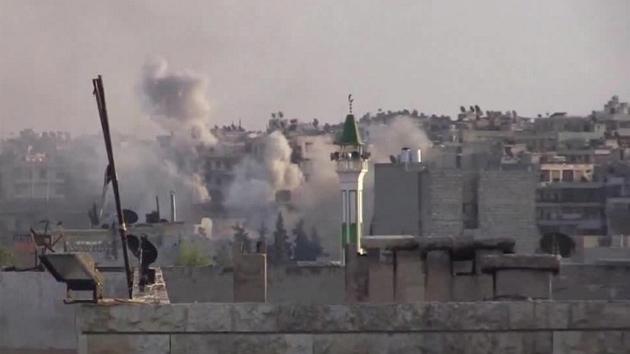 Siria impone una zona sin vuelos en la frontera con Turquía