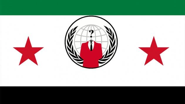 Anonymous filtra documentos secretos del Ministerio de Exteriores sirio