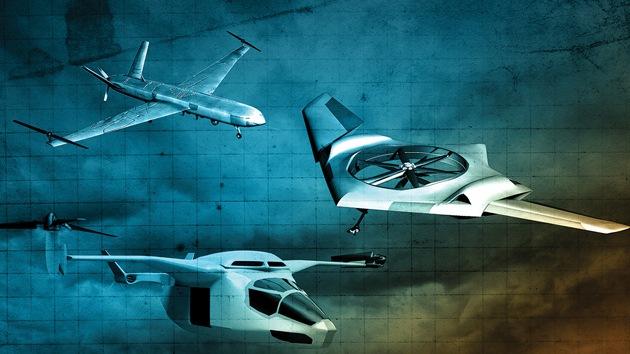 EE.UU. quiere desarrollar una aeronave que sustituya a los helicópteros