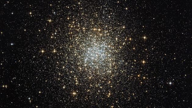 El Hubble atrapa una imagen única del cúmulo estelar Palomar 2