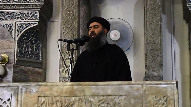 Video: Decenas de jóvenes libios juran lealtad al líder del Estado Islámico