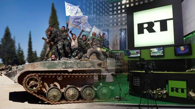 Periodistas y expertos de RT evalúan la situación en Siria