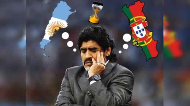Maradona quiere volver a dirigir la selección argentina