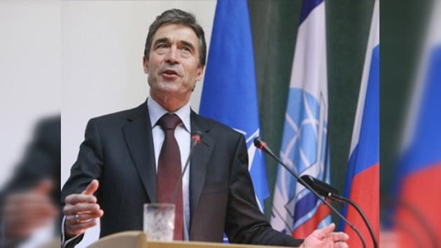 La OTAN no ve viable el escudo antimisiles sin Rusia