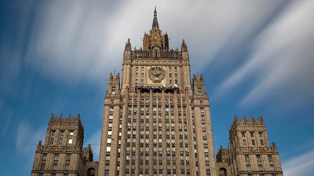 Rusia: La prohibición del paso del avión del ministro viola las normas internacionales