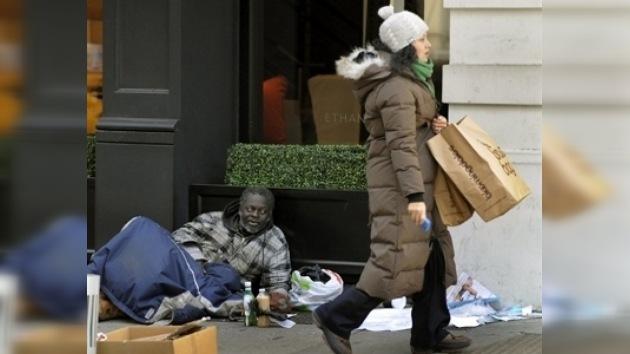 El último refugio para los que tuvieron mala suerte en la crisis