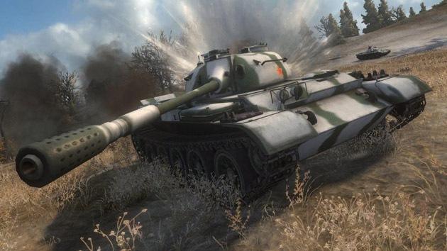 La Policía bielorrusa encuentra un tanque virtual robado