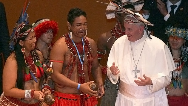 El primer año del Papa Francisco en imágenes