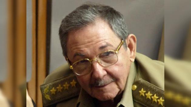 Castro acusó a Obama de reactivar esfuerzos para cambio político en la isla