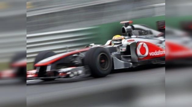Doblete de McLaren en las primeras prácticas en Corea