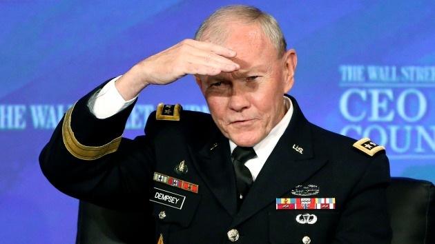 """Jefe del Estado Mayor de EE.UU.: """"Crece la amenaza de una guerra en Asia oriental"""""""