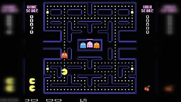 Google rinde un original homenaje al Pac-Man