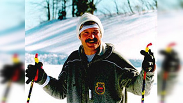 Las vacaciones alpinas de Lukashenko provocan un escándalo